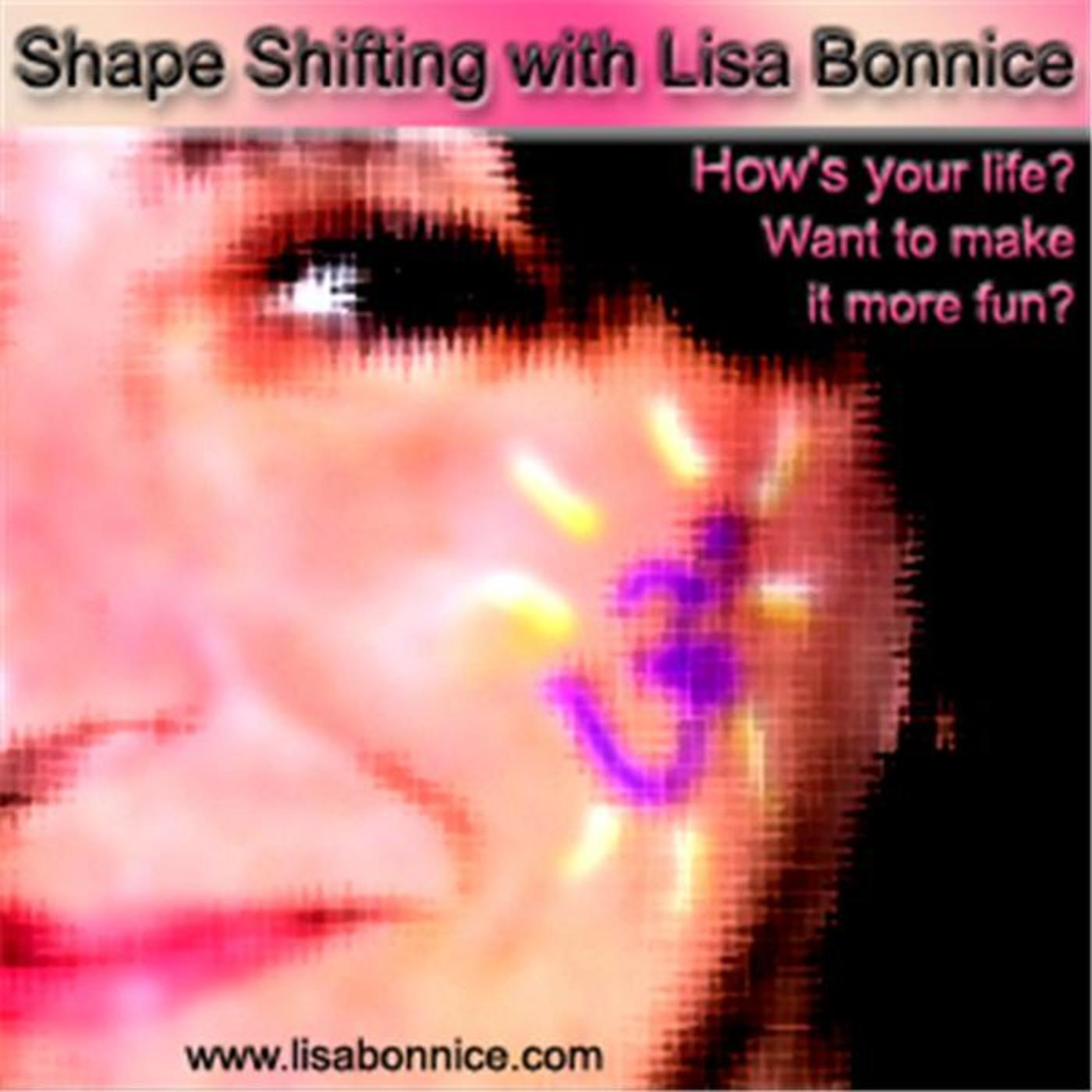 Shape Shifting with Lisa Bonnice