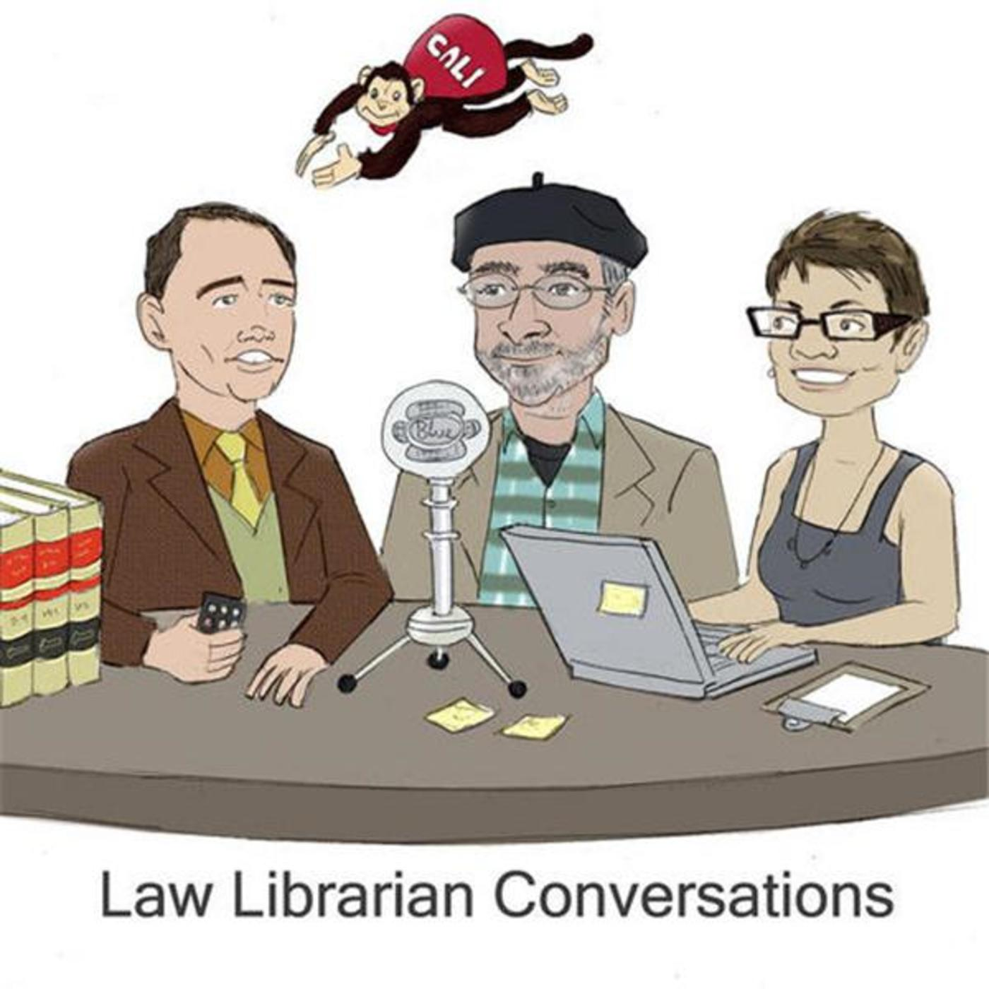 Law Librarian Conversations