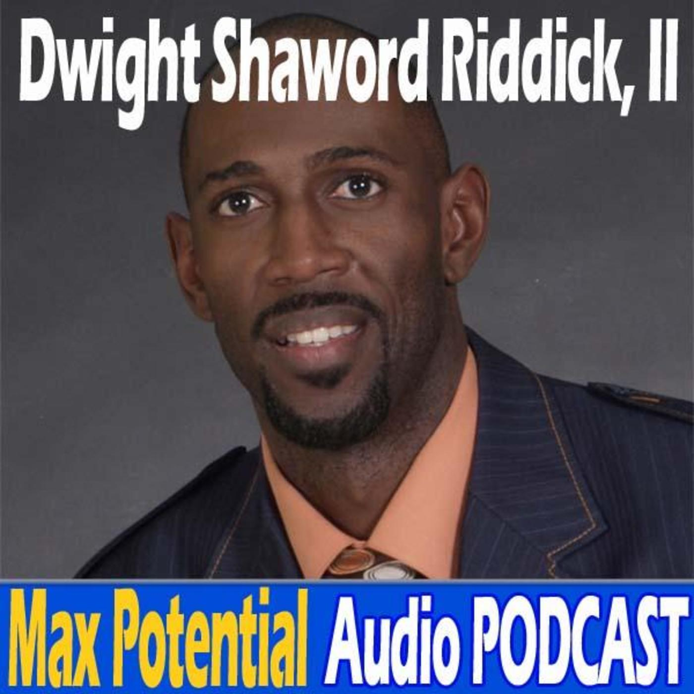 Dwight Shawrod Riddick (CMI Leadership)