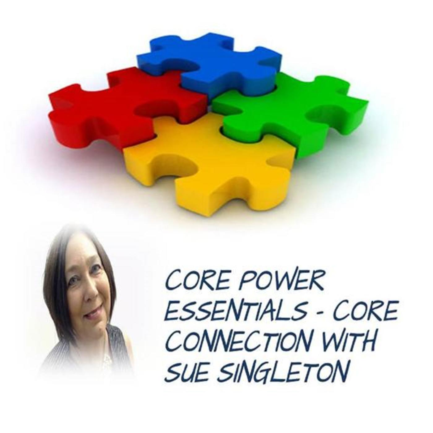 Core Power Essentials Core Connection with Sue Singleton
