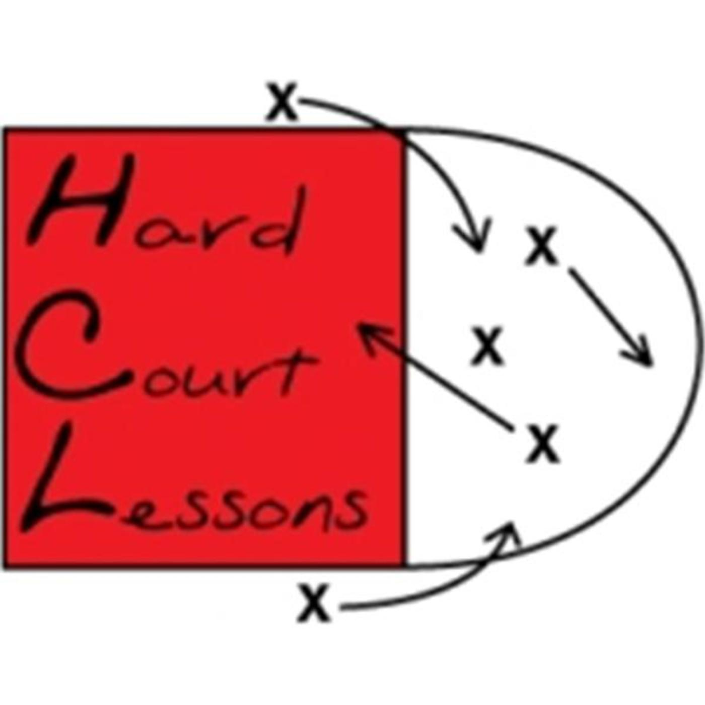 Hard Court Lessons  Leadership Radio
