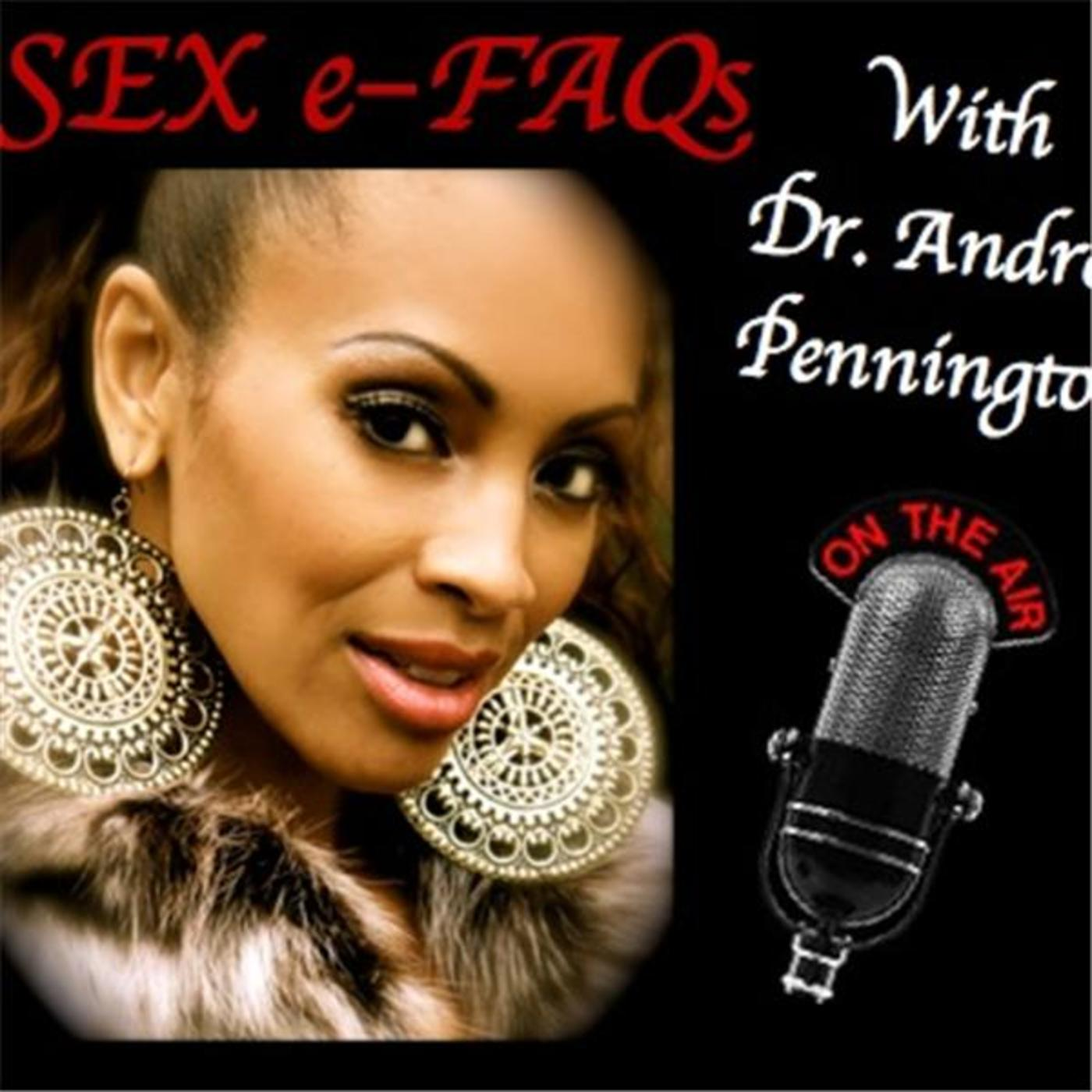 Dr. Andrea Pennington - SEX eFAQs sexuality, love & relationship Q&A