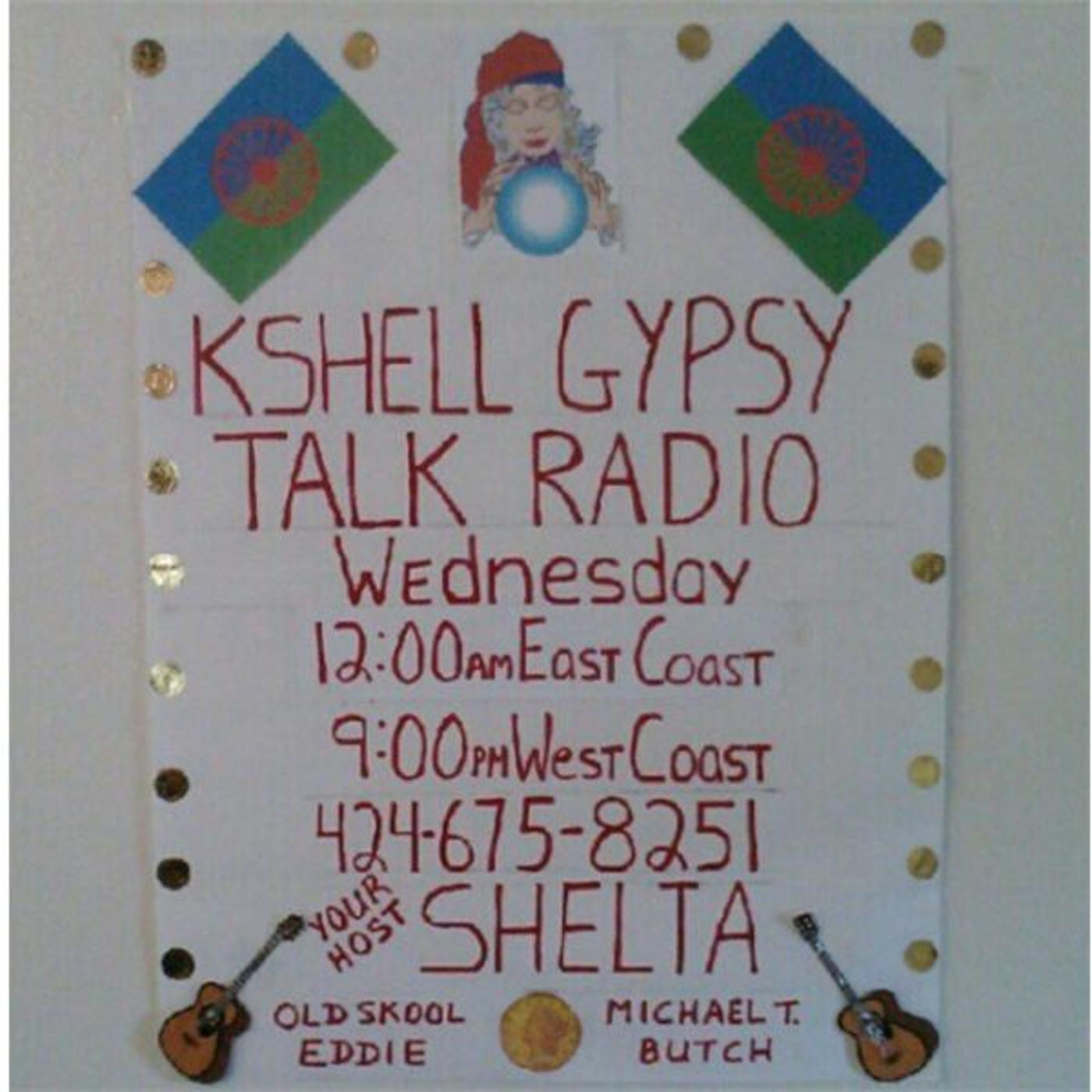 Kshell Gypsy Talk