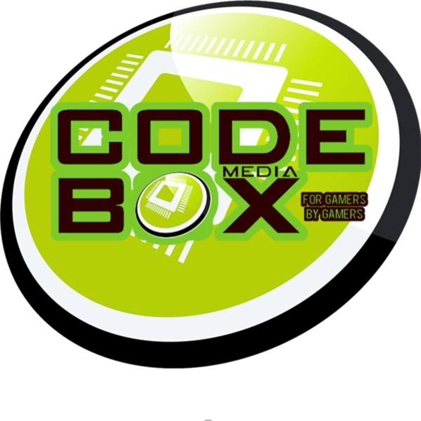 Code[BOX]Media Geeks & Gamers