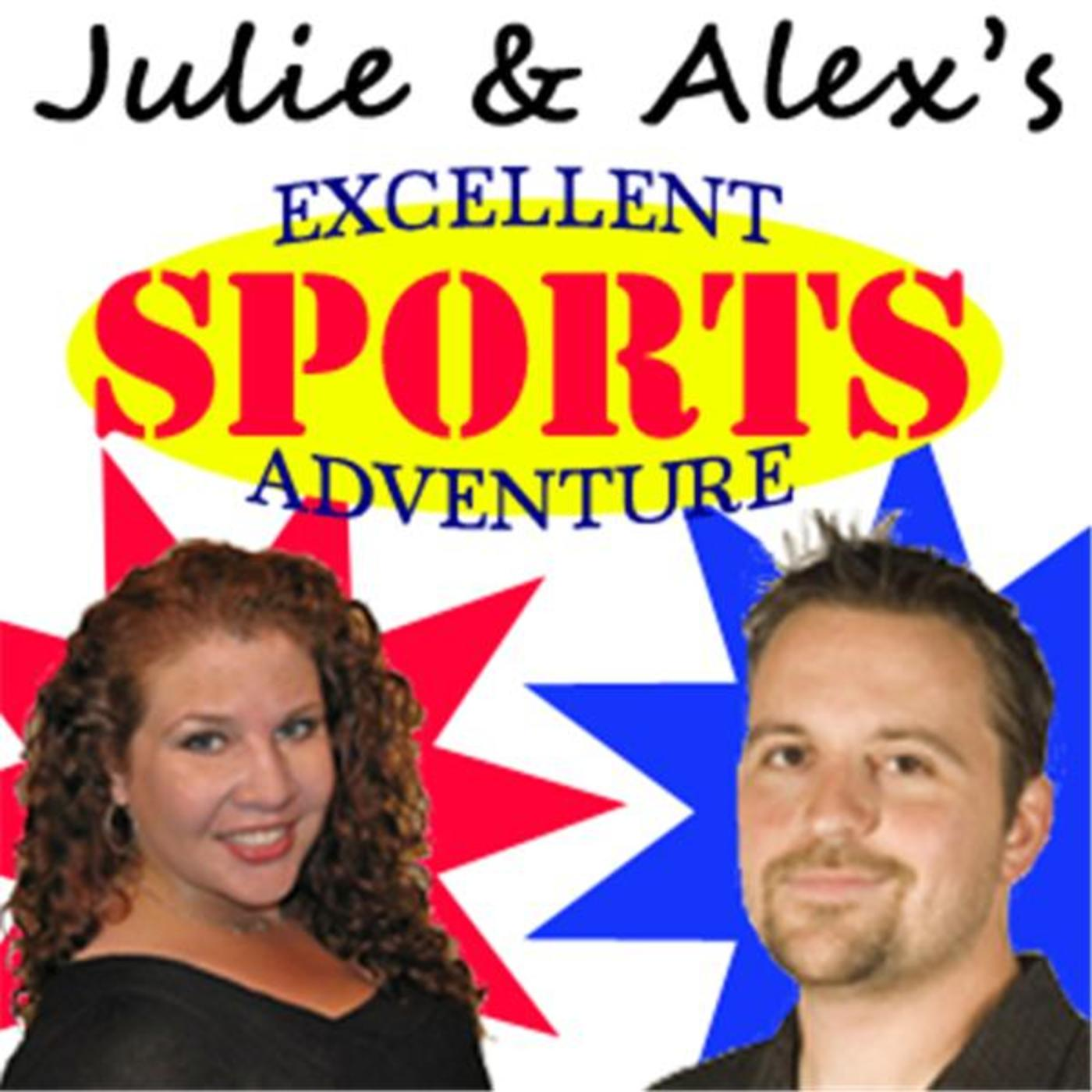 Julie & Alex's Excellent Sports Adventure