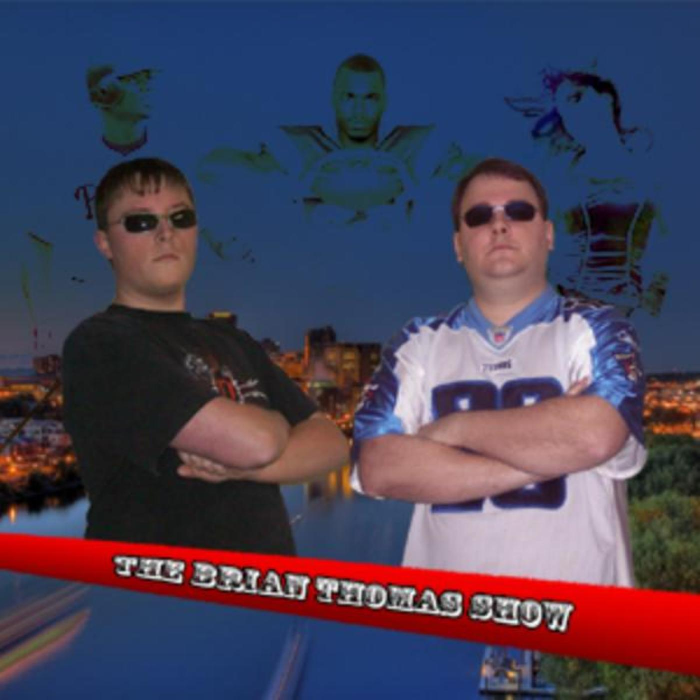 Archived Brian Thomas Show