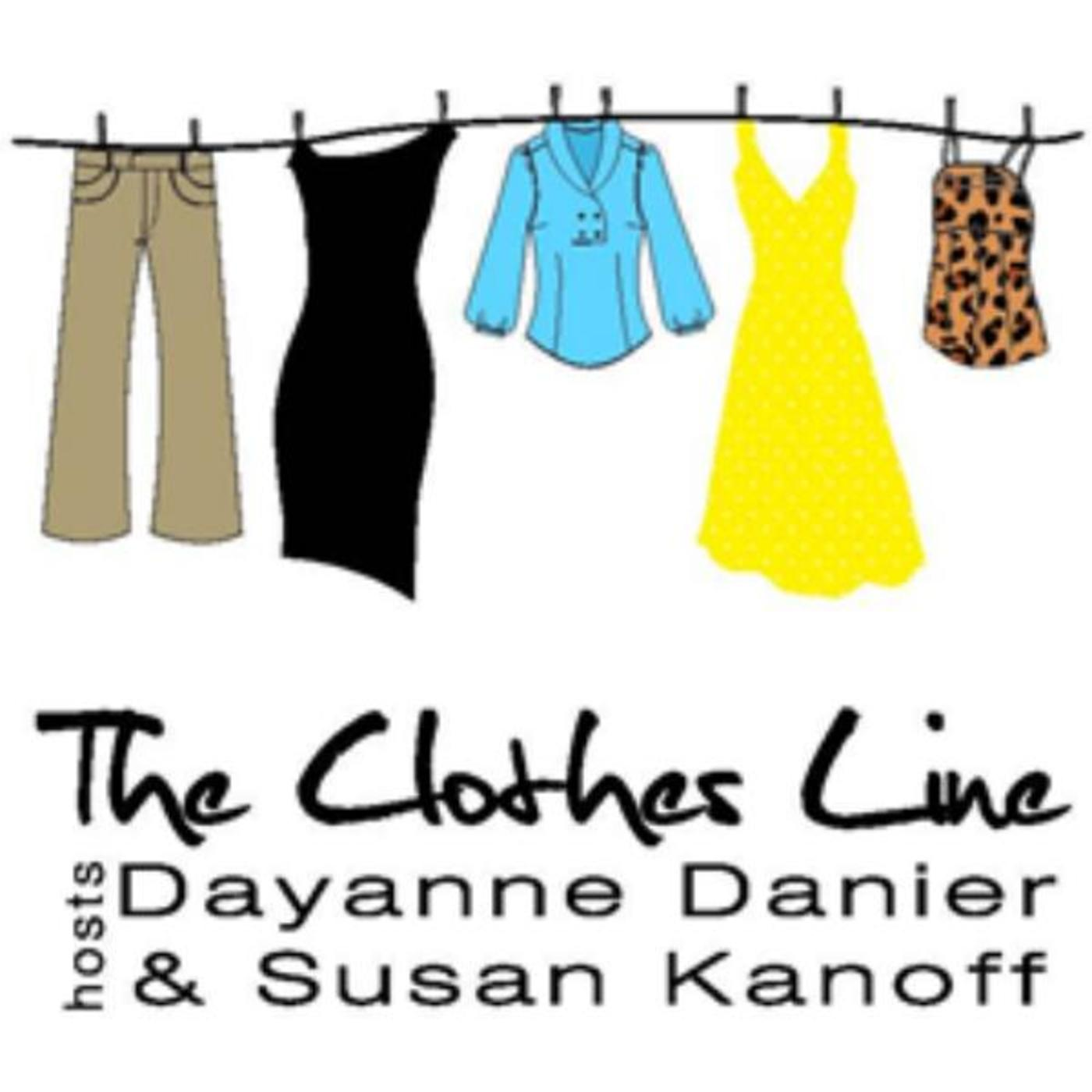 Susan and Dayanne: The Clothes-Line