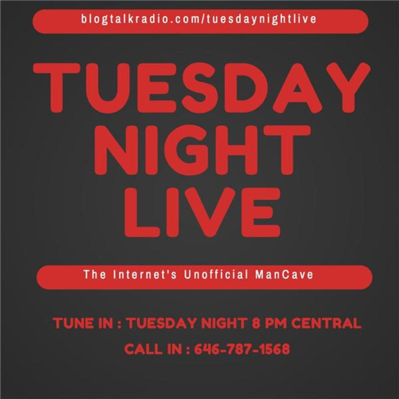 Tuesday Night Live: with Eric Capehart and DeMarcus Rogers