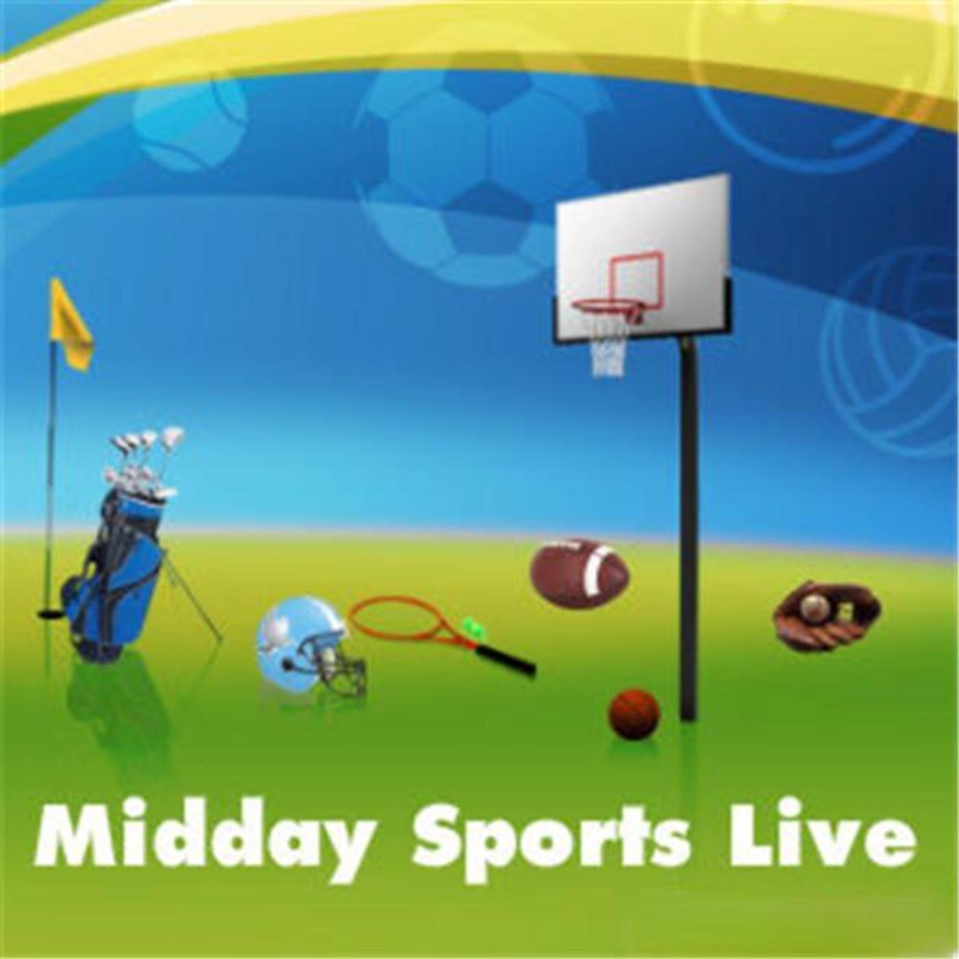 Midday Sports Live