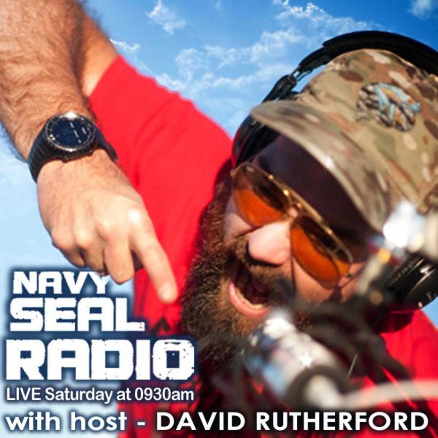 Navy SEAL Radio with David Rutherford