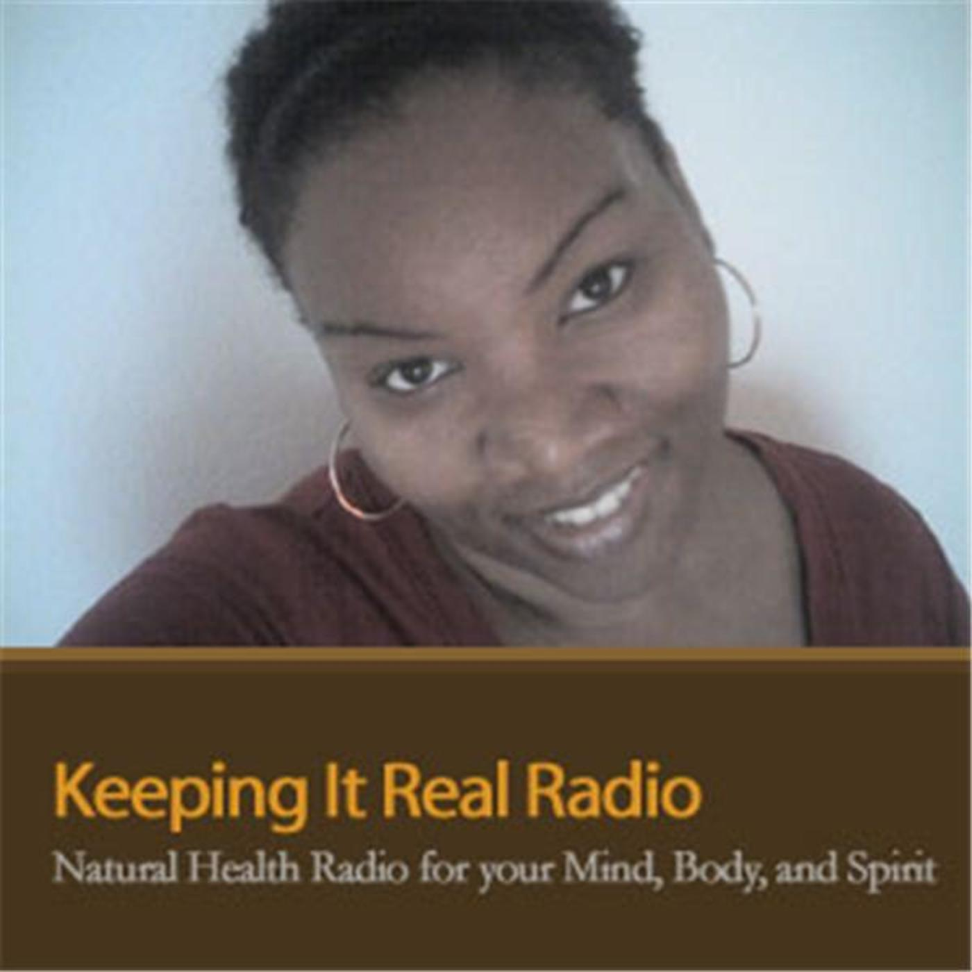 Keeping it Real with Tanisha Marshall