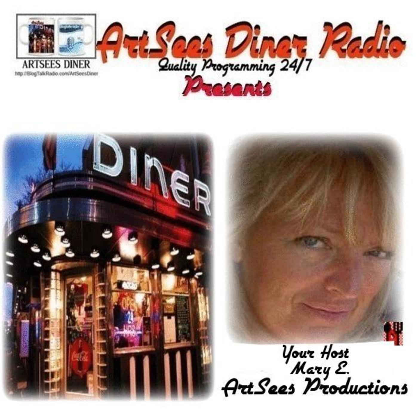 ArtSees Diner Radio