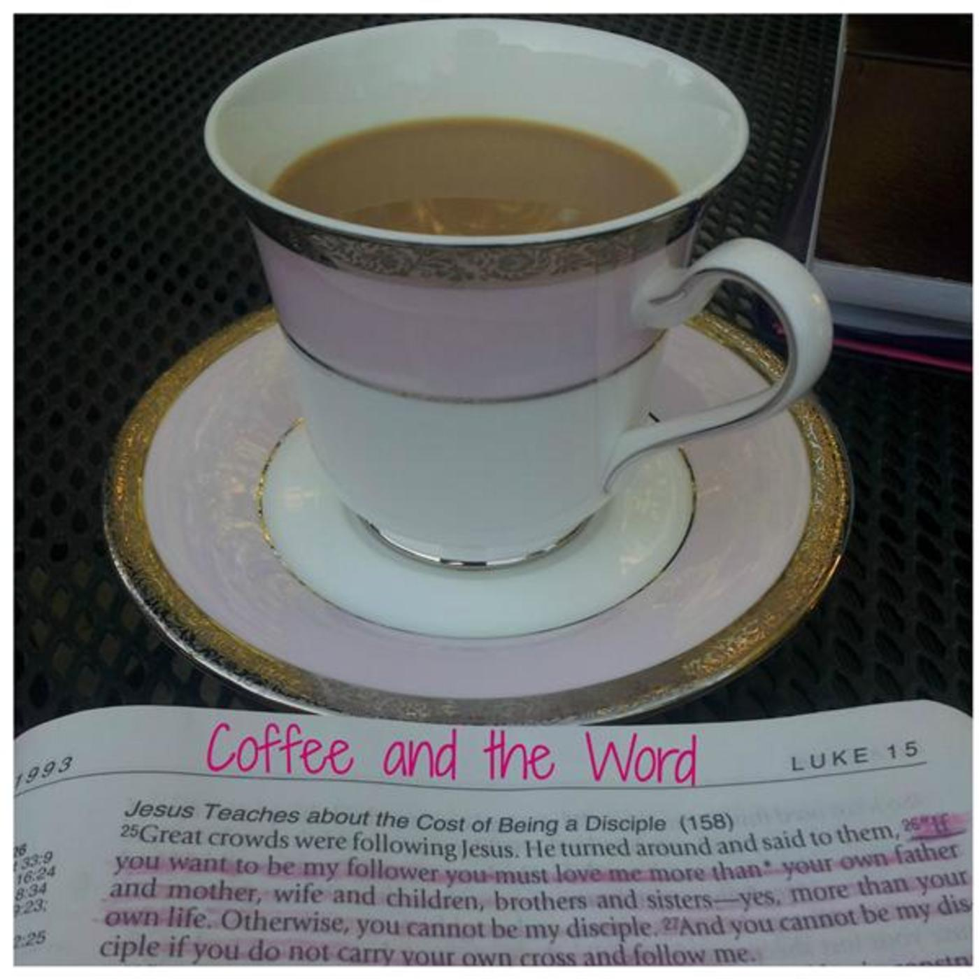 Coffee and the Word-Sherry Poundstone