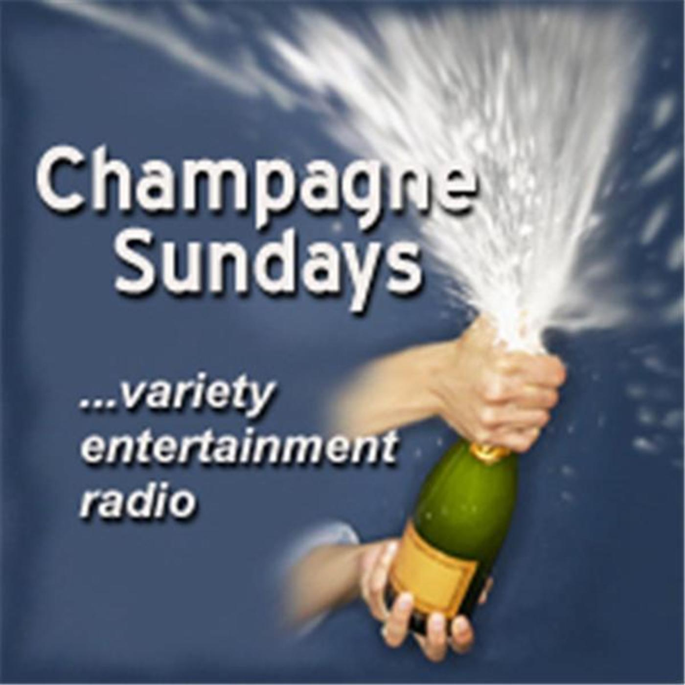 Big Blend Magazine presents Champagne Sundays