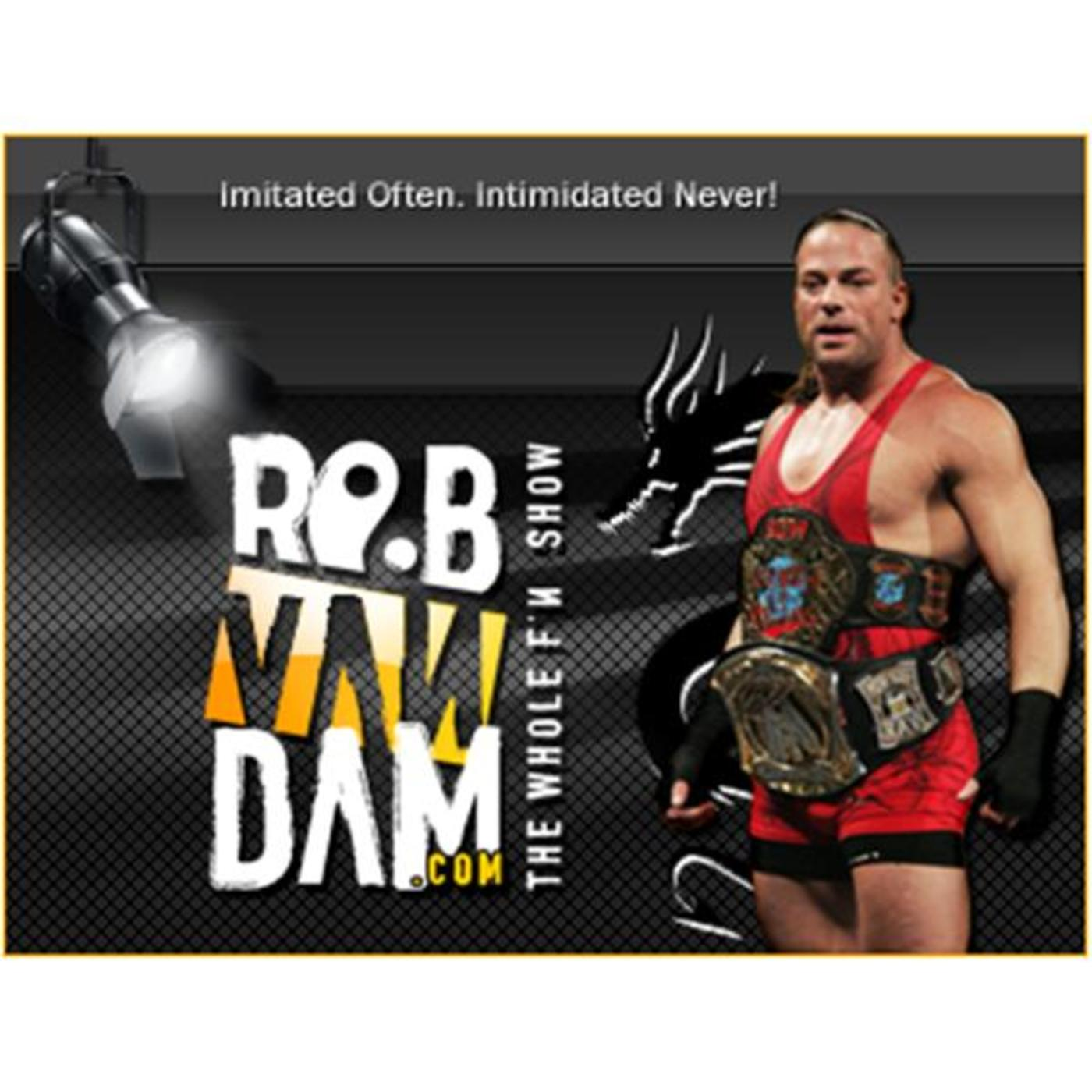RVD RADIO with Rob Van Dam