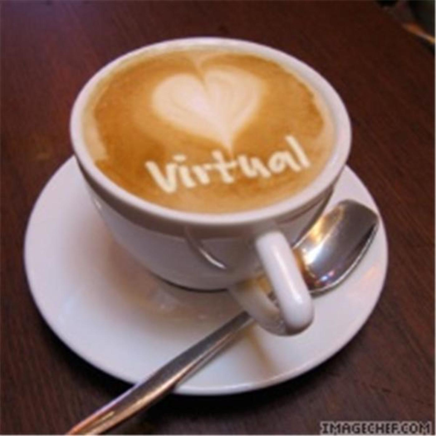 Virtual Coffee Radio with Thomas Mangum