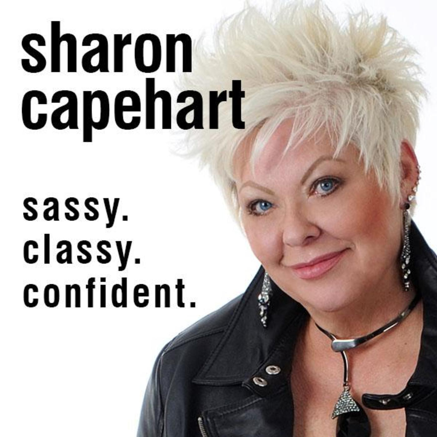 POWER UP! with Sharon Capehart