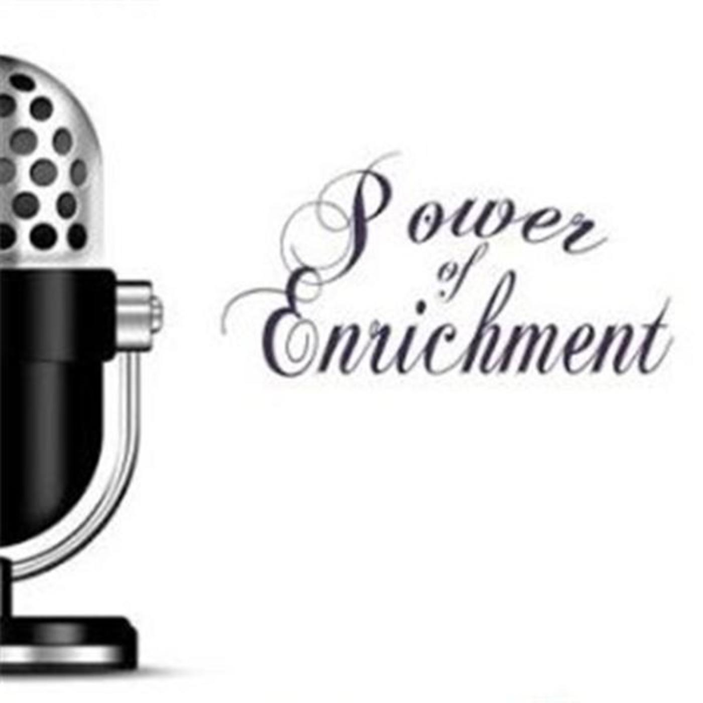 Power of Enrichment Broadcast