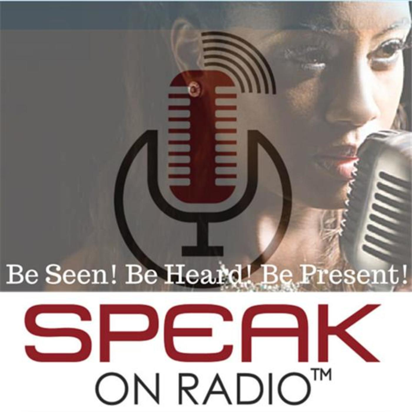 Speak on Radio