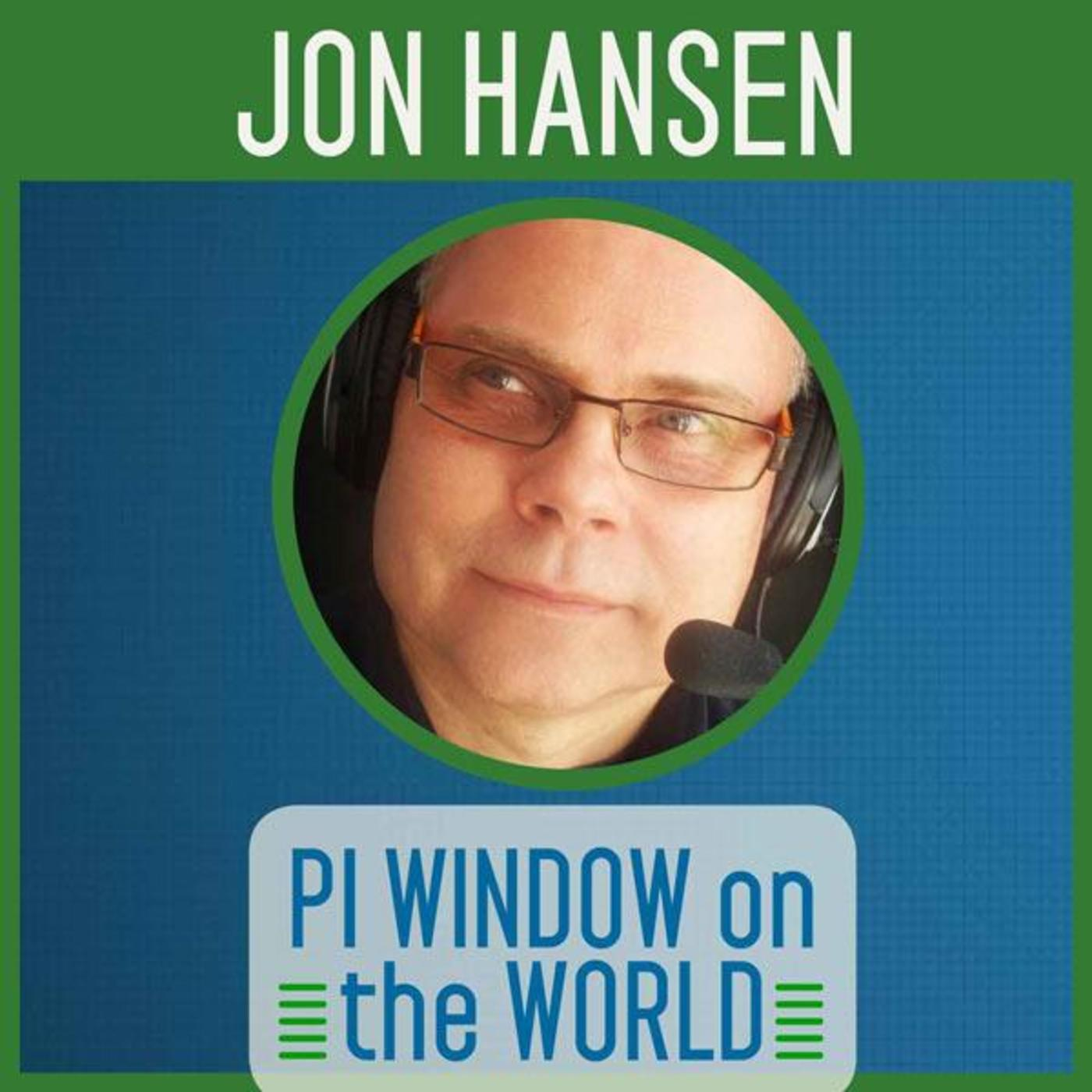 Jon Hansen (PI Window on The World)