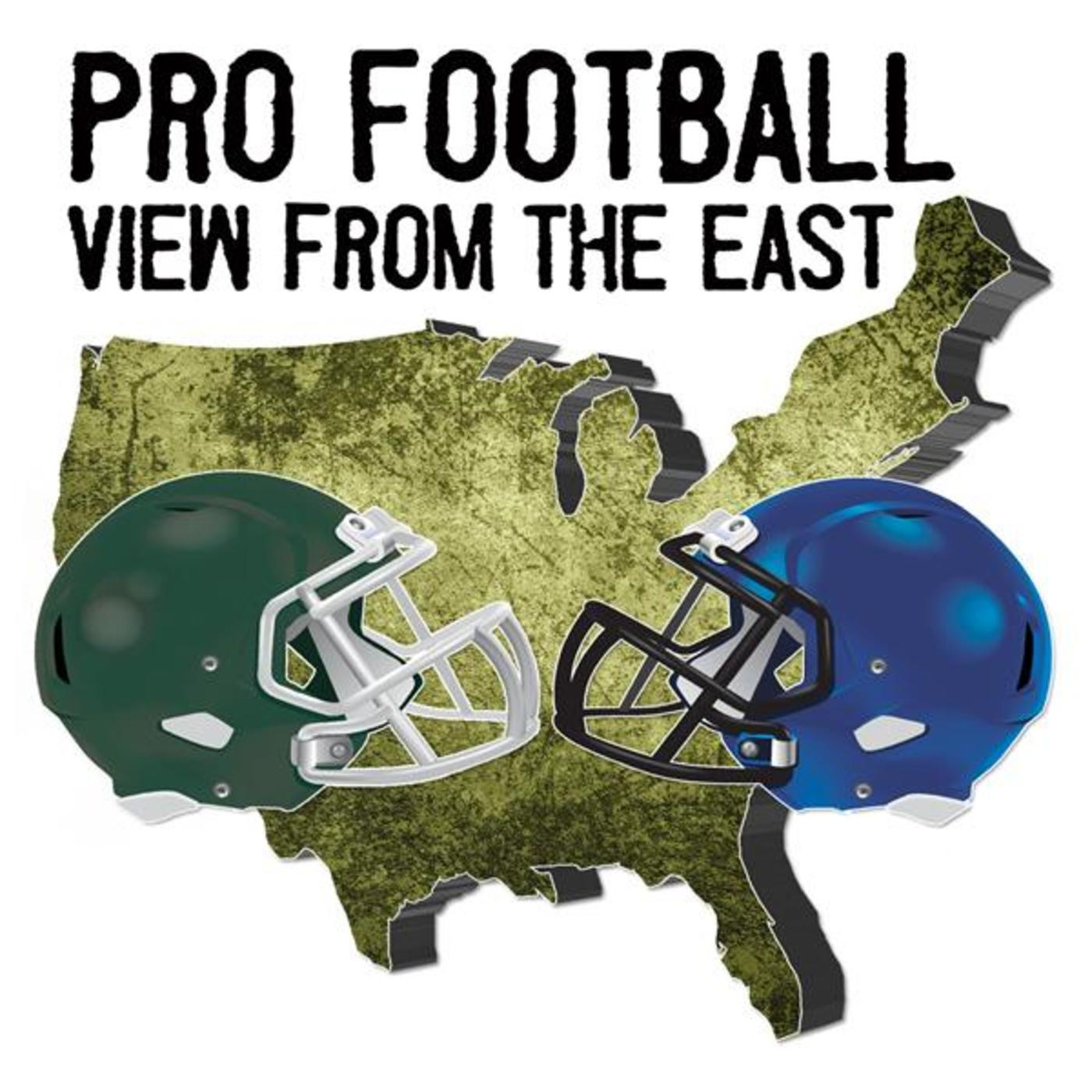 Pro Football View From The East