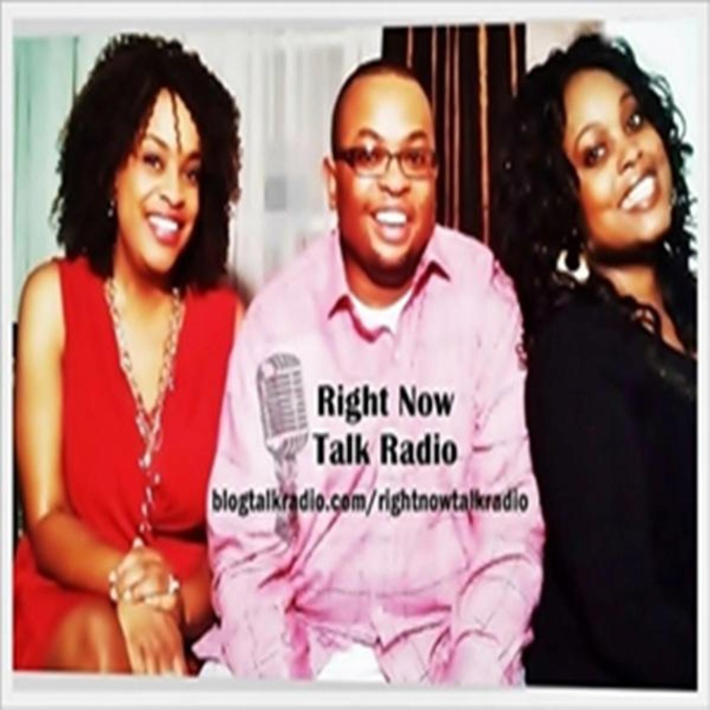 Right Now Talk Radio