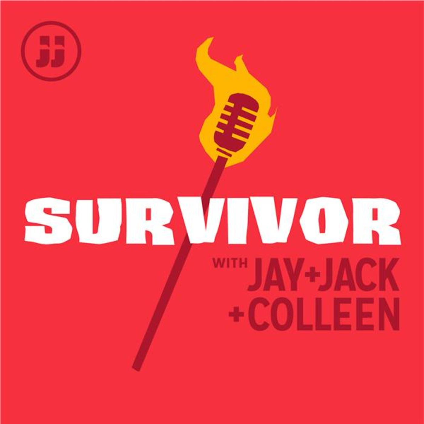 Survivor with Jay, Jack, & Colleen