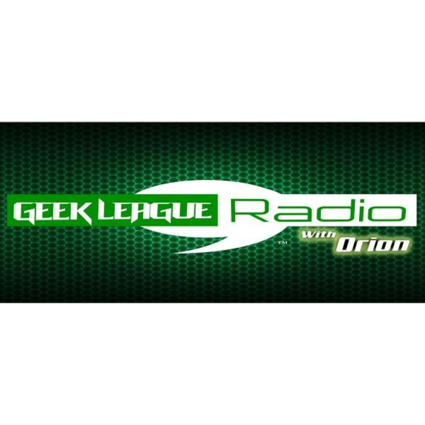 GEEK LEAGUE RADIO