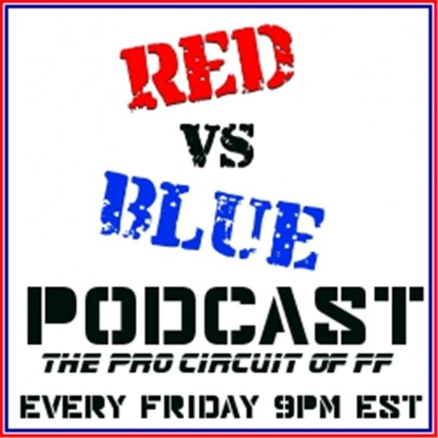 Red vs Blue Fantasy Sports