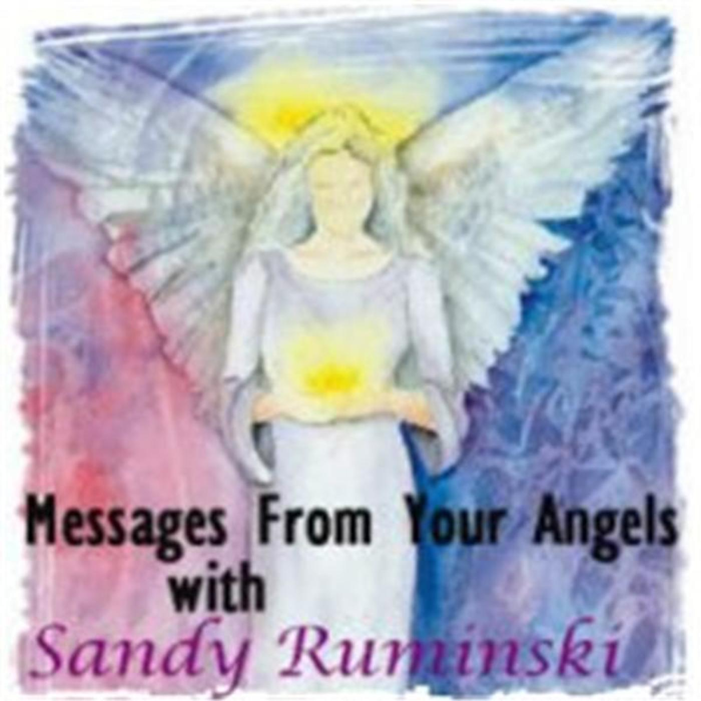 Messages From Your Angels Radio Show & The Evidential Medium Podcast