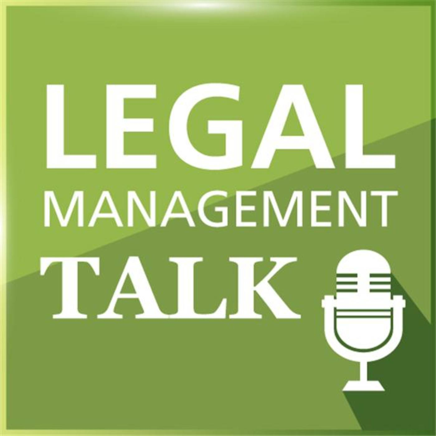 Legal Management Talk