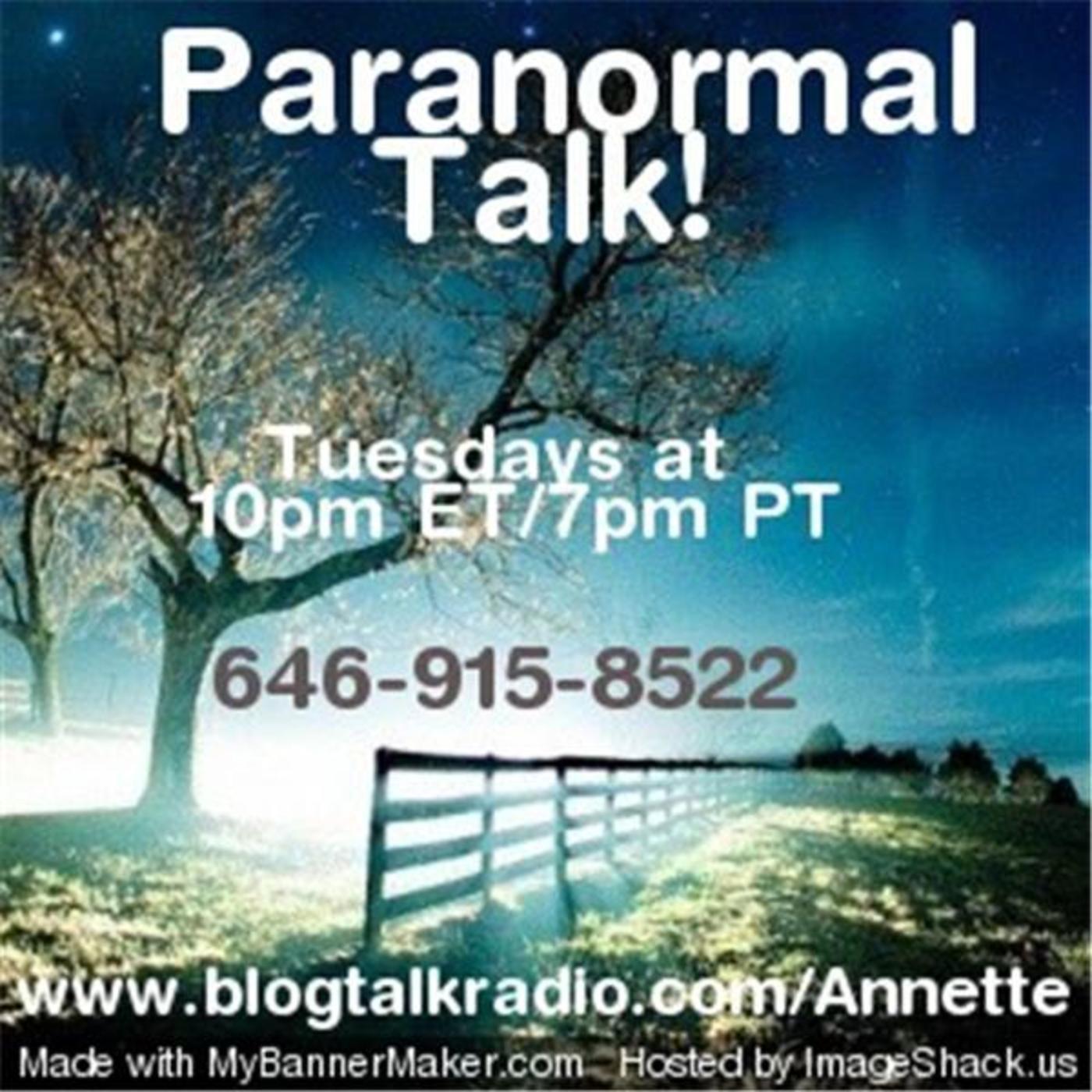Paranormal Talk!™