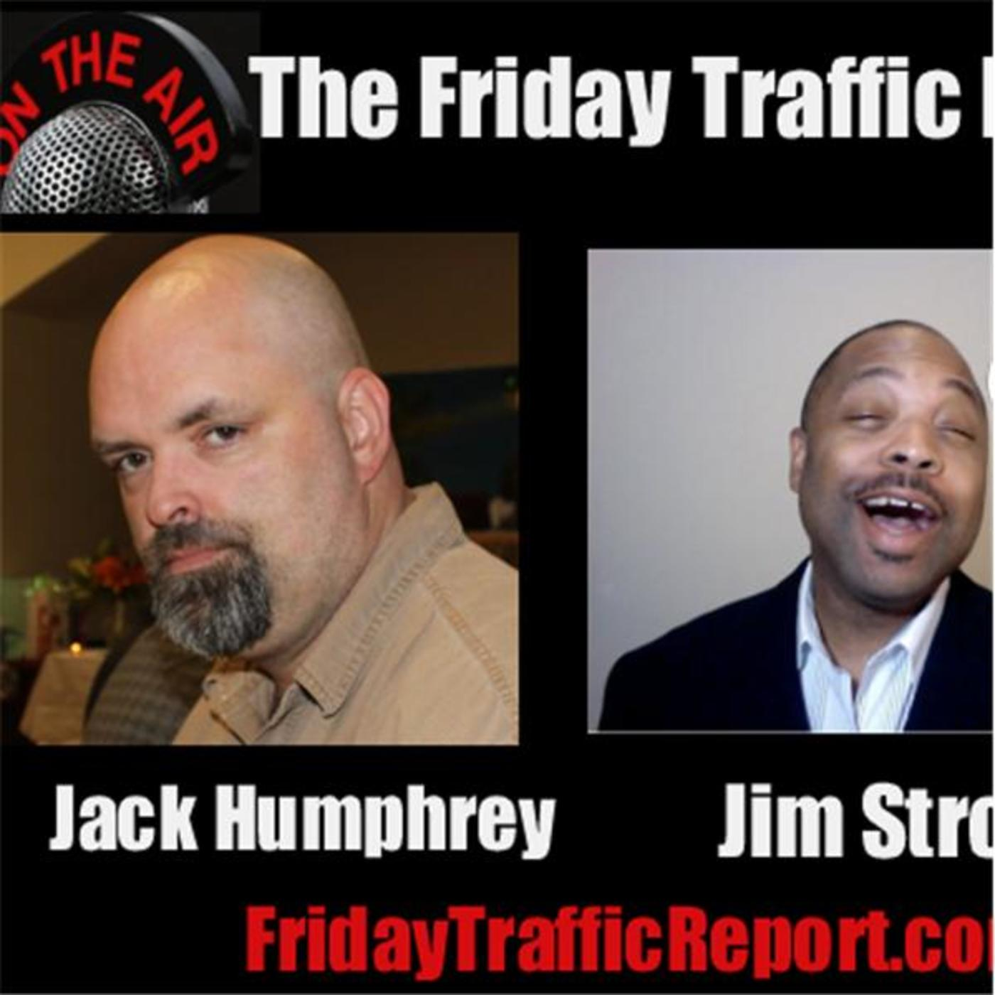 Jack Humphrey and Jim Stroud on Marketing and Social Media News