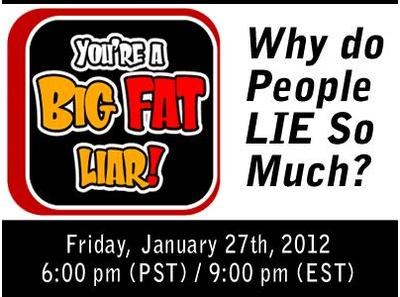Why Do People Lie So Much? 01/27 by Ms HeartBeat   Romance