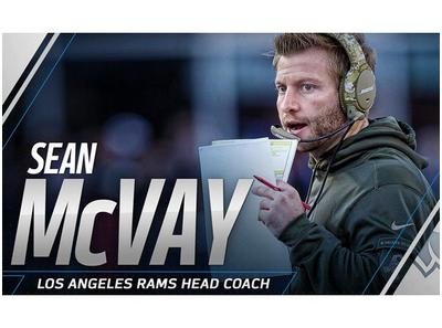 Los Angeles Rams Hire Sean Mcvay As Hc Chargers Move To