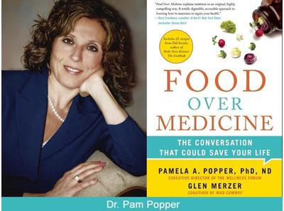 All About Probiotics With Dr Pam Popper 01 08 By The Jazzy Vegetarian Food Podcasts