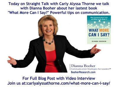 Communicate with confidence by dianna booher