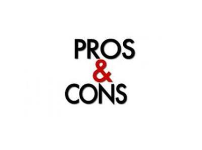 reality tv shows pros and cons To be a contrarian here for a minute, most reality shows do not pay you anything game shows might, if you win but the general rule of.