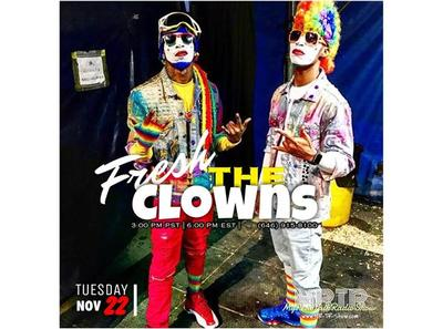 Fresh The Clowns Live Mrtr 11 22 By Real Talk Radio24