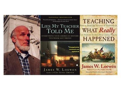 lies my teacher told me by james w loewen