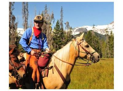 RIDE THE HIGH DESERT of CA on Equestrian Legacy Radio's
