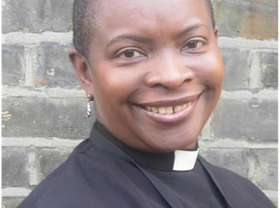 Rev Prebendary Rose Hudson Wilkin Chaplain To Her Majesty