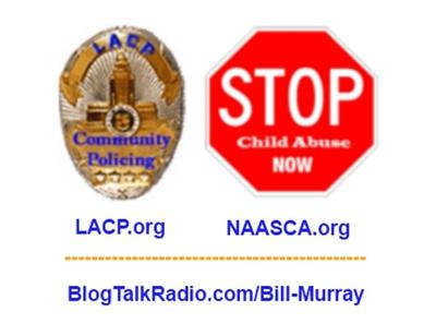 Stop Child Abuse Now Online Radio by Bill Murray