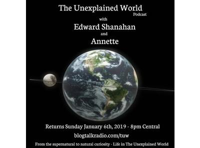 The Unexplained World Online Radio by TheUnexplainedWorld